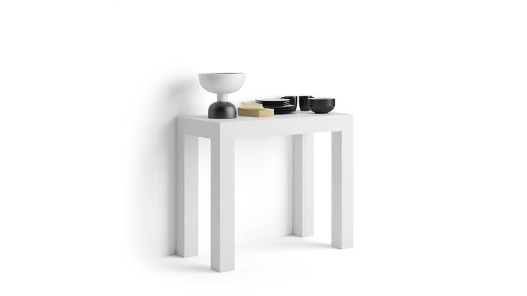 Consolle Allungabili Moderne Tavoli A Consolle Trasformabili Mobili Fiver