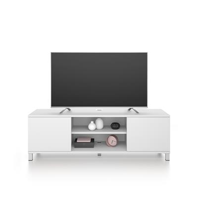 Mueble TV Rachele, color  Fresno Blanco