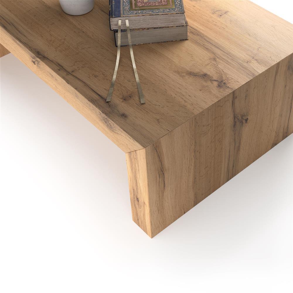 Tavolini Da Salotto Rustici.Tavolino Da Salotto First H30 Rovere Rustico