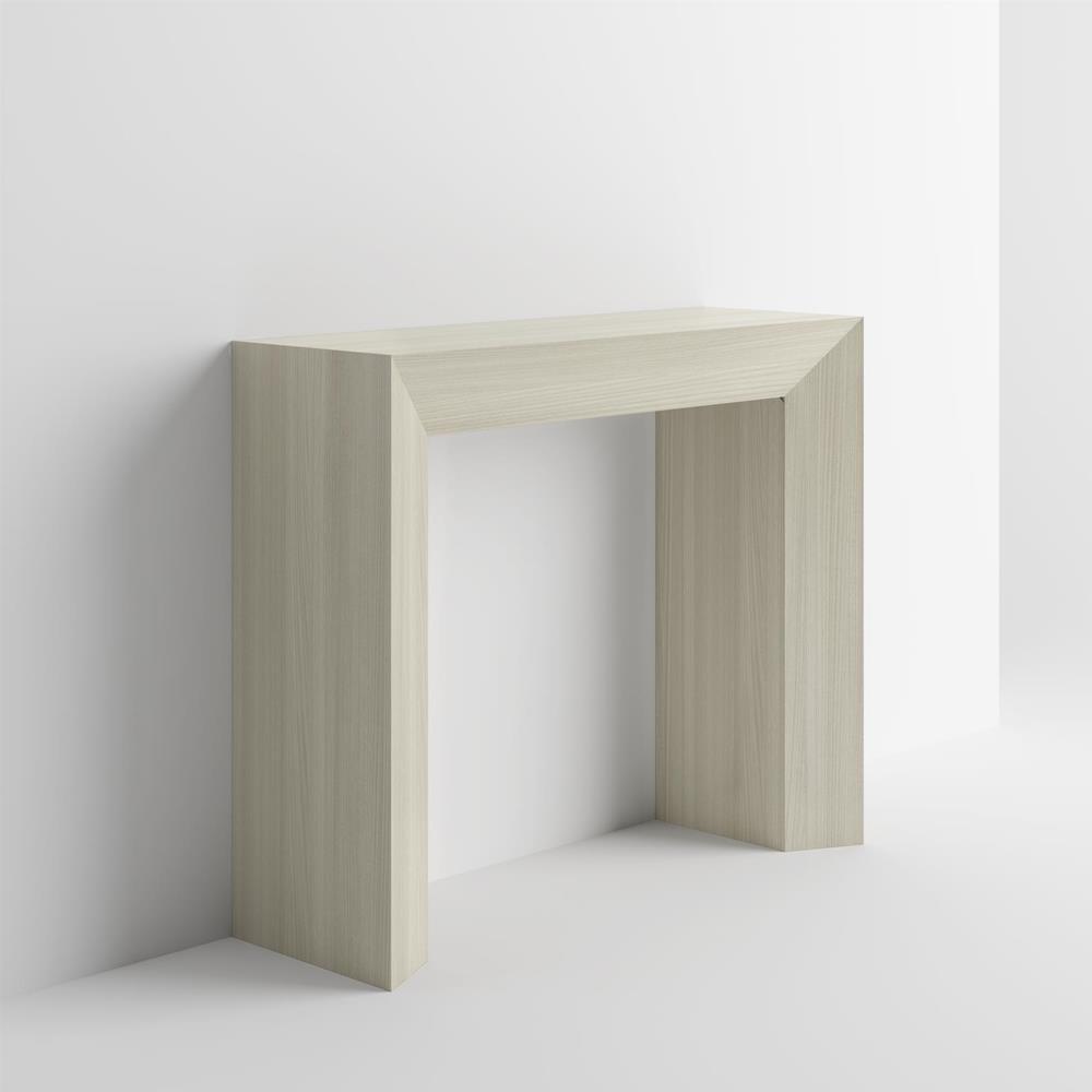 Table console Giuditta, Orme Perle