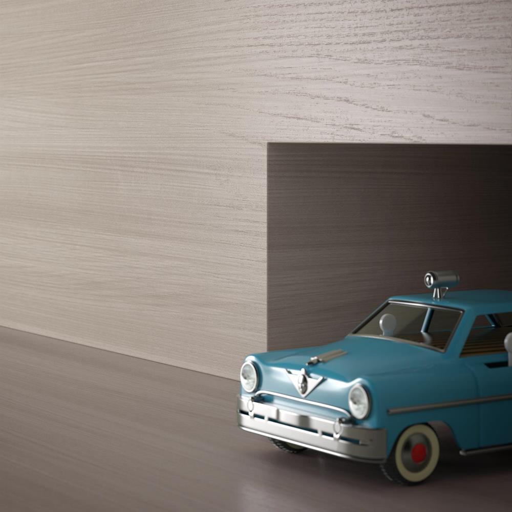 Miroir Mural Rectangulaire Cadre Orme Perle Evolution Mobili Fiver