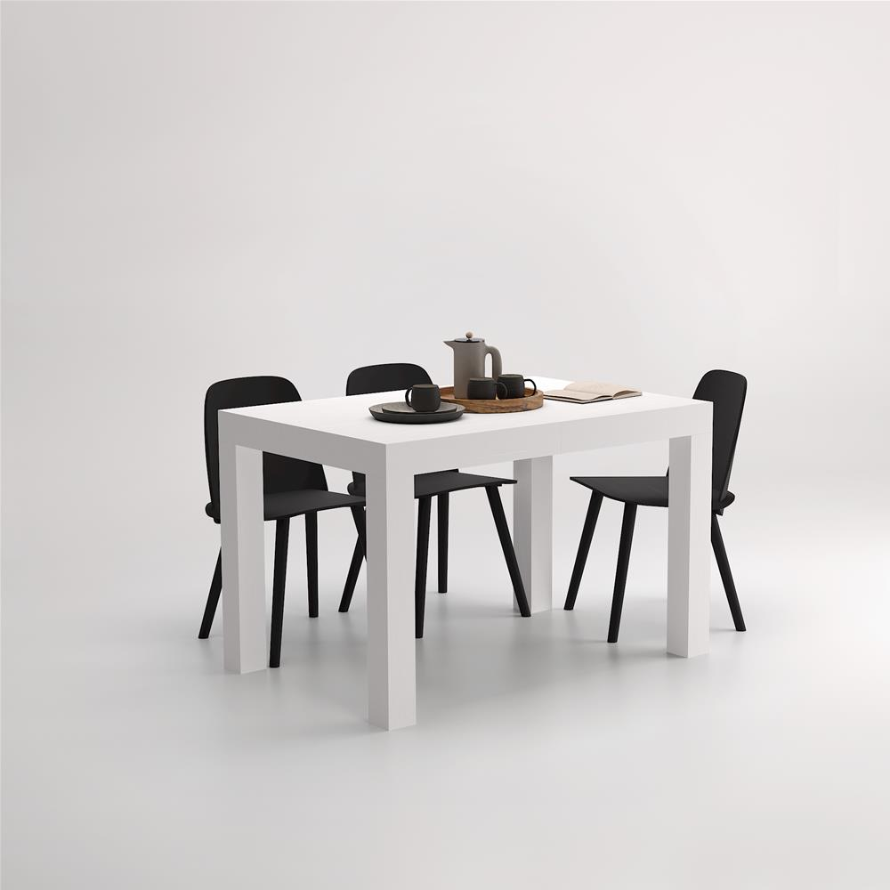 Table extensible Cuisine, First, Frêne blanc