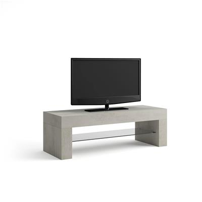 TV Cabinet, Evolution, Grey Concrete