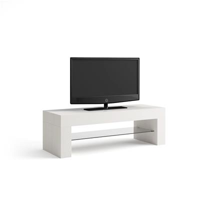 TV Cabinet, Evolution, White Ash