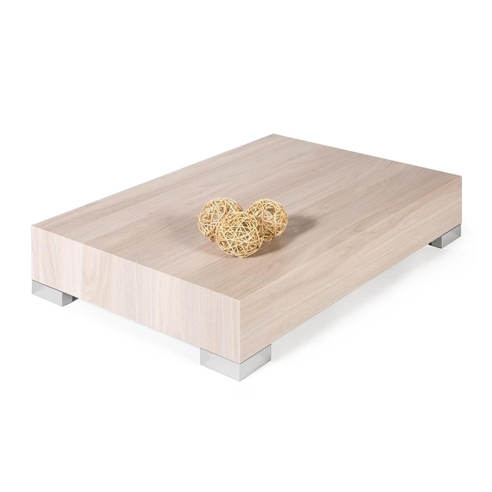 Table basse, iCube 90, Orme Perle