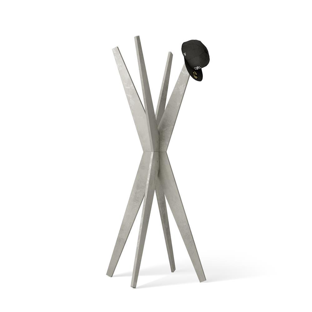 Appendiabiti Da Terra.Appendiabiti Da Terra Di Design Emma Cemento Mobili Fiver