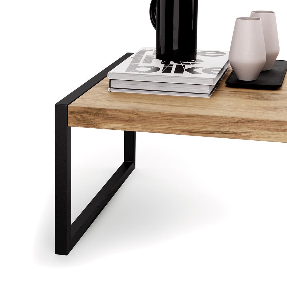 tavolino da salotto luxury rovere rustico mobili fiver