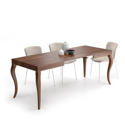 Extendable Table Classico, Walnut
