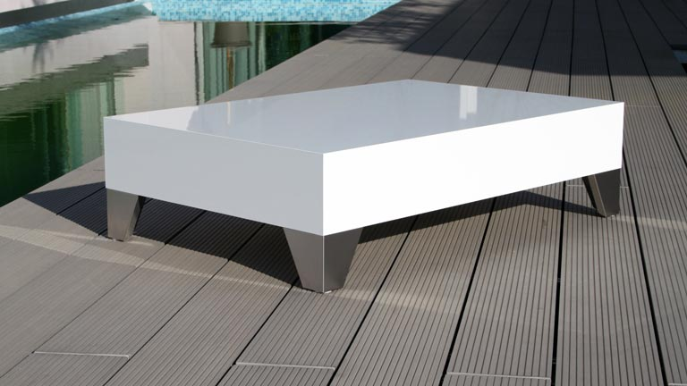 Evolution 90 coffee table