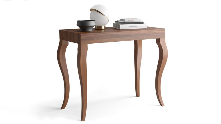 Table console extensible Classico