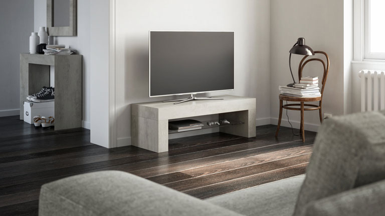 Evolution TV cabinet