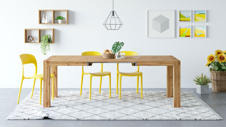 Iacopo kitchen table