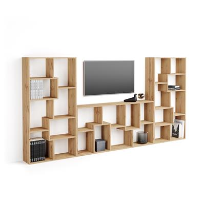 Iacopo TV-Cabinet, Rustic Wood