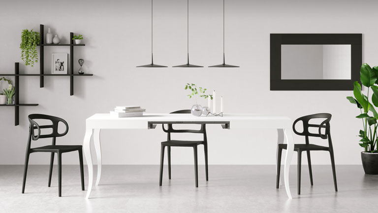 Classico extendable table