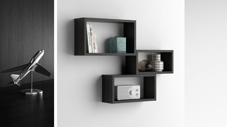 Cube shelves Giuditta