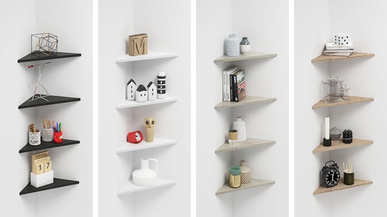 Easy Shelves