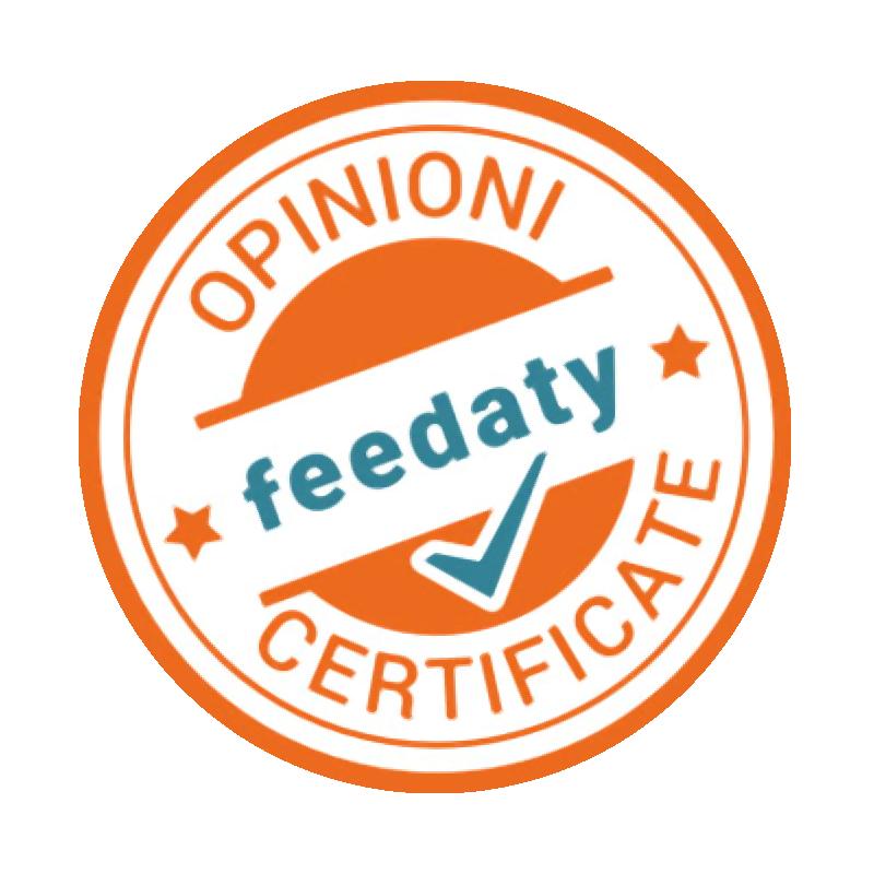 Feedaty Opinioni Certificate Feedaty