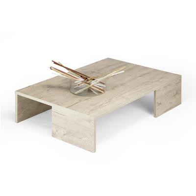 Coffee table, Rachele, Oak