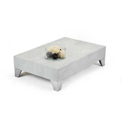 Table basse, Evolution 90, Béton