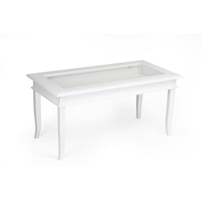 Table basse, Classico, Blanc