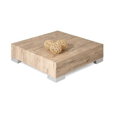 Table basse, iCube 60, Chêne naturel