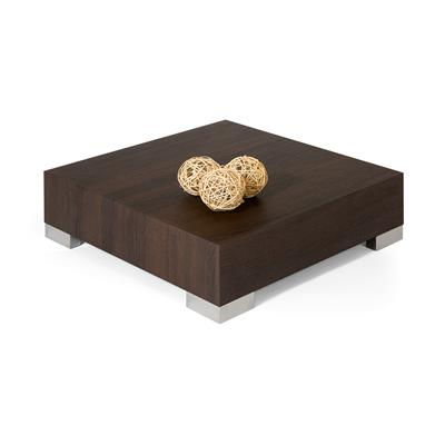 Coffee table, iCube 60, Dark Oak