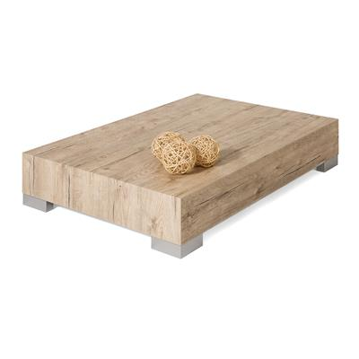 Coffee table, iCube 90, Oak