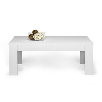 Coffee table, Easy, White Ash