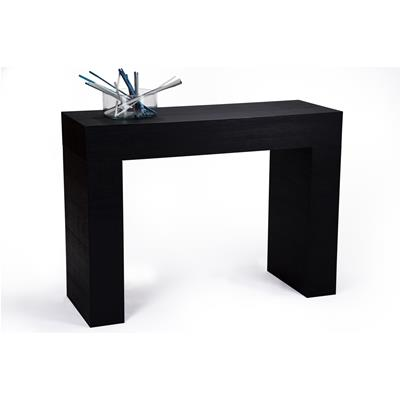 Table console, Evolution, Frêne noir