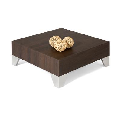 Square Coffee table, Evolution 60, Dark Oak