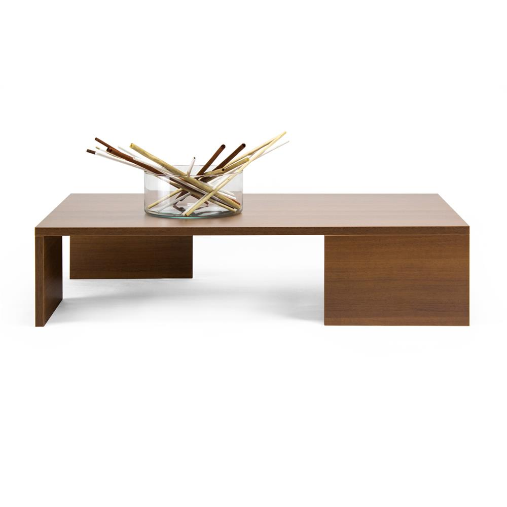 Coffee table, Rachele, Walnut