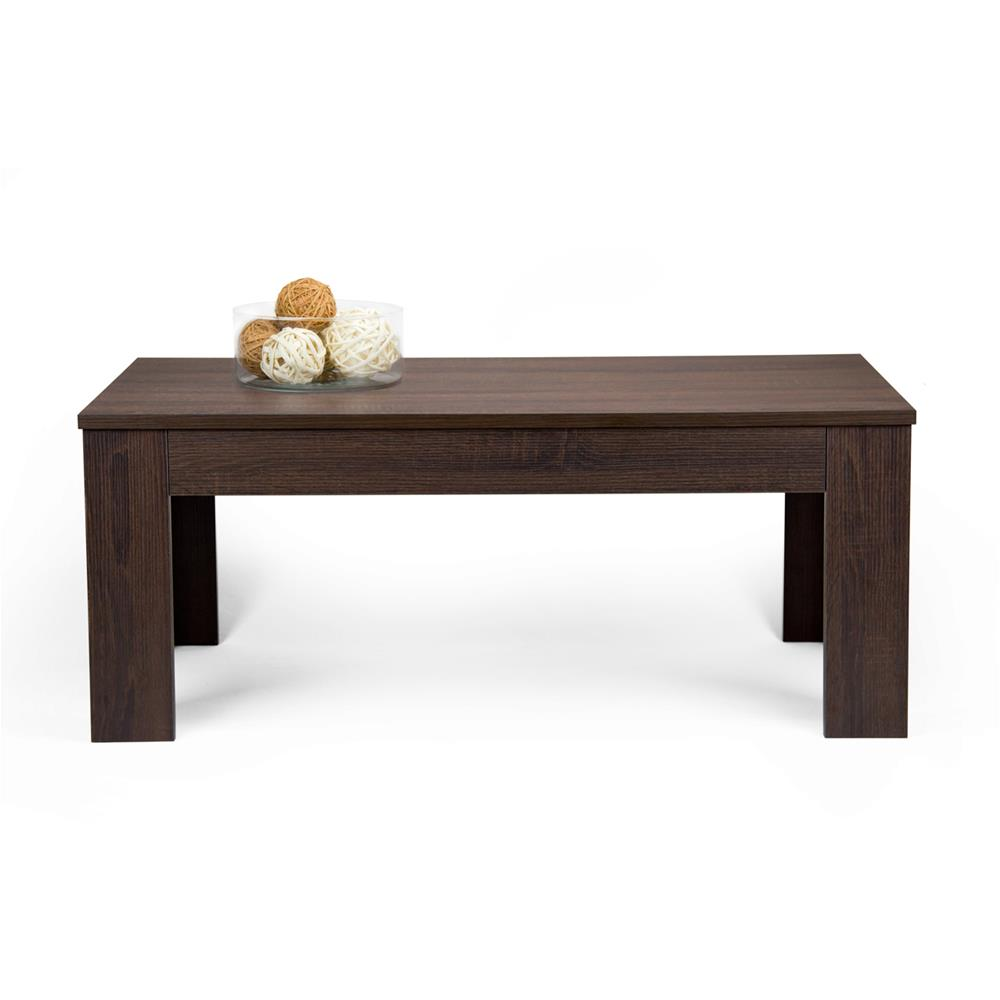 Table basse, Easy, Wengé
