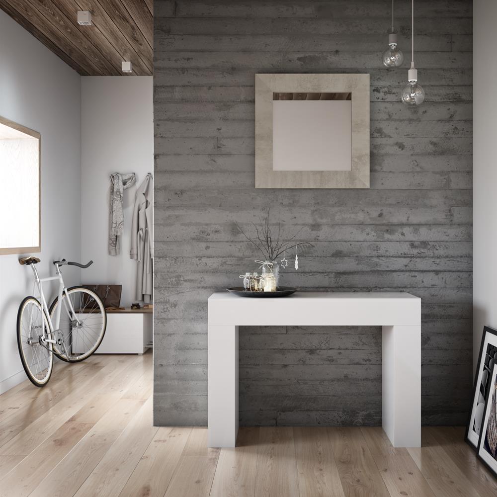 Hallway table, Evolution, Grey Concrete