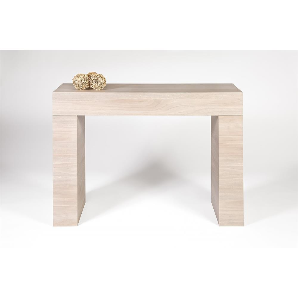 Table console, Evolution, Orme Perle