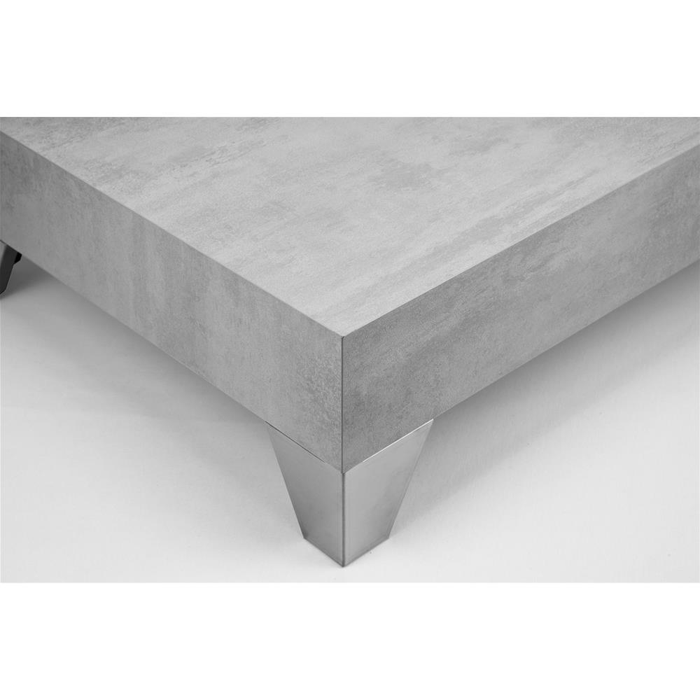 Table basse, Evolution 60, Béton