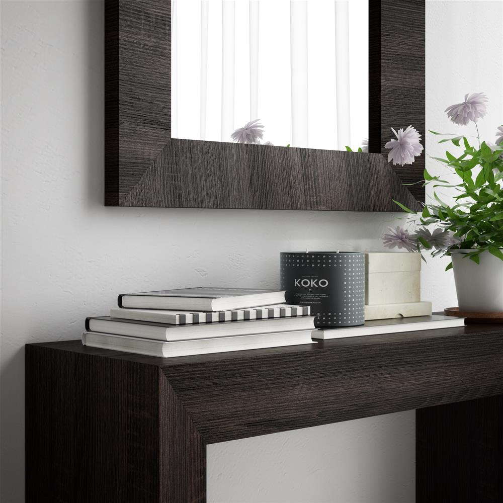 Console Table Giuditta, Grey Concrete